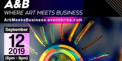 A&B: Art Meets Business