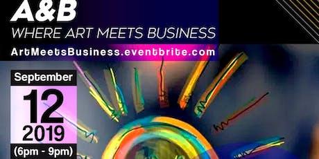 A&B: Art Meets Business tickets