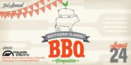 3rd Annual Farmview Southern Classic BBQ Competition Tasting Tickets  tickets