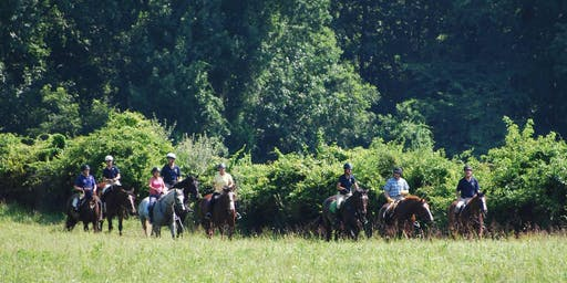 Patuxent Trail Ride & Cook Out to Benefit Lisbon Volunteer Fire Company