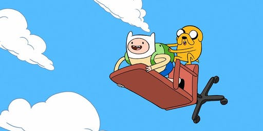 Cartoon Network Hotel job fair