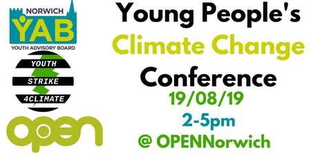 Young People's Climate Change Conference tickets