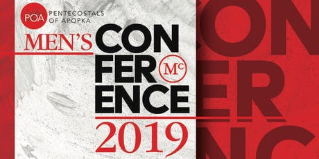 POA Men's Conference 2019 tickets