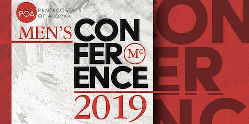 POA Men's Conference 2019