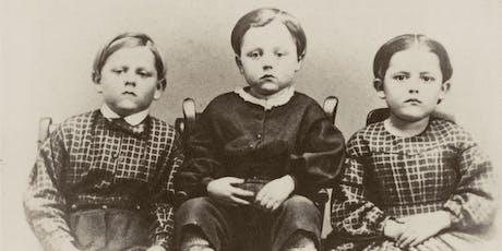 History Corner: Civil War Kids (Ages 6-9) tickets