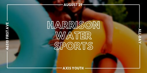 Harrison Watersports Waterpark (Youth: Grades 6-12)