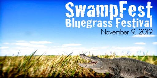 SwampFest Bluegrass Festival at Flamingo Gardens