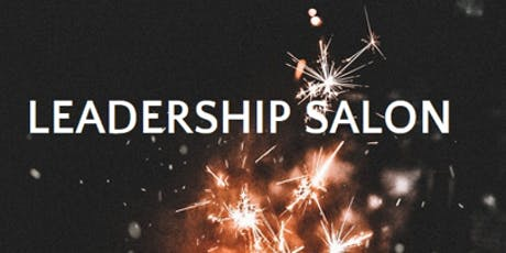 LEADERSHIP SALONS tickets