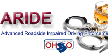 Advanced Roadside Impaired Driving Enforcement (ARIDE) Muskogee, OK