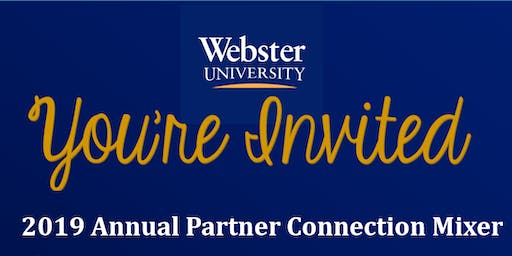 2019 Annual Partner Connection Mixer