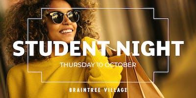 Student Night at Freeport Braintree