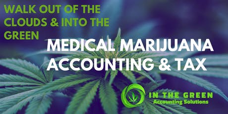 Walk Out Of The Clouds And Into The Green. Solutions for medical marijuana businesses. tickets