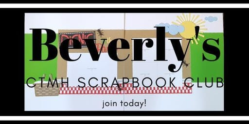 Beverly's CTMH Scrapbook Club
