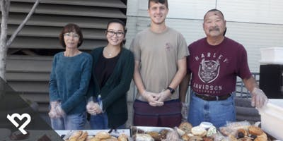 Serve Lunch at San Diego Rescue Mission w/ Project Helping