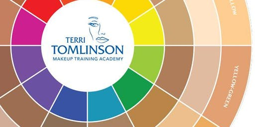 Color Theory in Flesh Tone Makeup Workshop Sunday - Germany