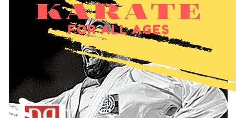 Karate For All Ages tickets