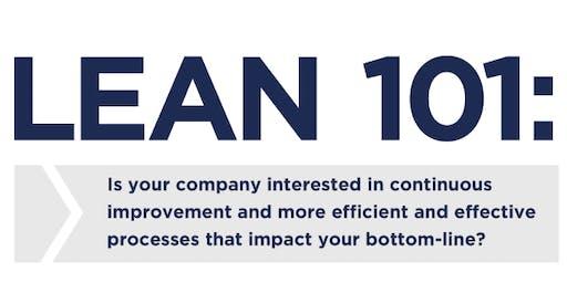 Lean 101:  Training Seminar