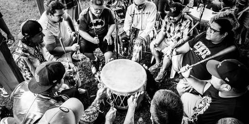 An Evening of Dinner and Music with the Wabanaki Confederacy Singers and Dancers