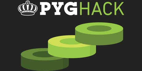 PYGHACK 2019 tickets