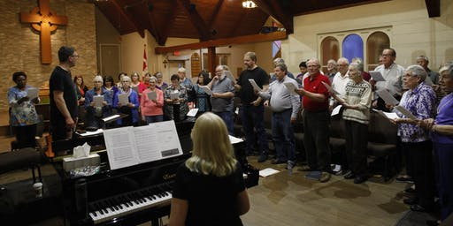 Choral Workshop by Oakville Choral