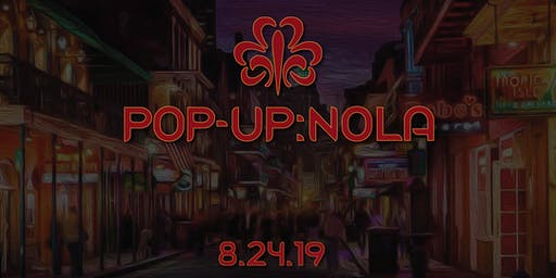 Pop-Up:NOLA
