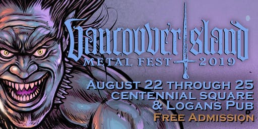Vancouver Island Metal Festival 2019