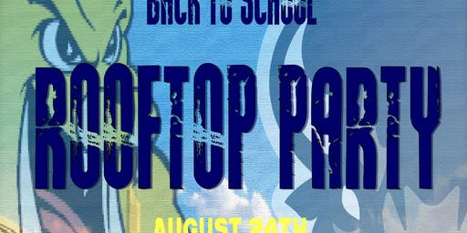 PYT's Howard Back To School Rooftop Experience