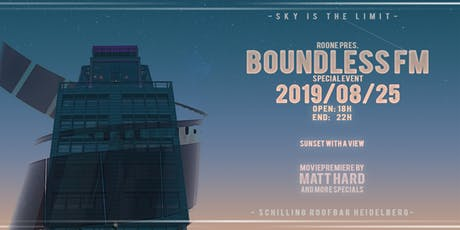 BoundlessFM & Matt Hard Tickets
