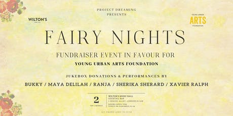 FAIRY NIGHTS - A Fundraiser for Better Wellbeing amongst Young People. tickets