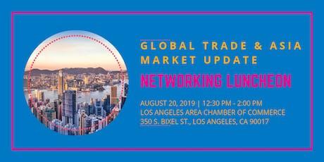 Global Trade & Asia Market Update tickets