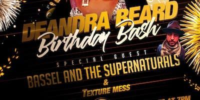 Birthday Bash w/ Bassel & the Supernaturals