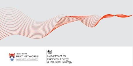 Heat Networks Funding Framework Investor Engagement Day tickets