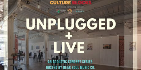 Unplugged+Live: Cornelius Edition tickets
