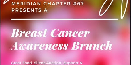 Meridian Chapter #67 Breast Cancer Awareness Brunch tickets