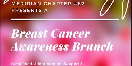 Meridian Chapter #67 Breast Cancer Awareness Brunch