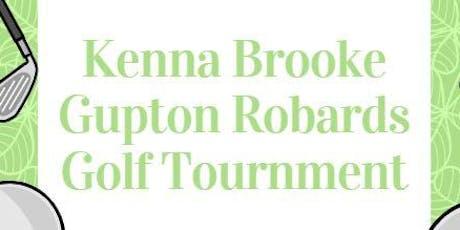 Kenna Brooke Gupton Robards Golf Tournament tickets