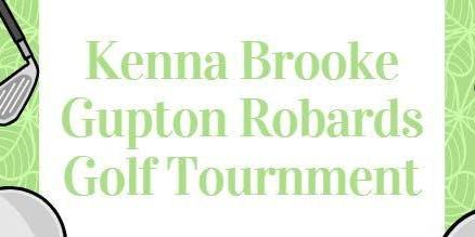 Kenna Brooke Gupton Robards Golf Tournament