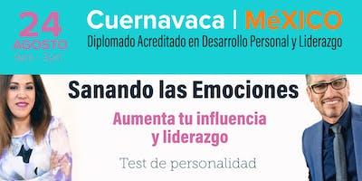 Sanando las Emociones y Desarrollando Liderazgo - Cuernavaca