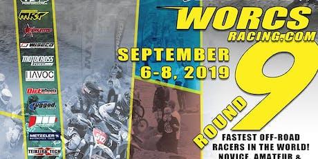 WORCS Round 9 Split Series – MC Only – Glen Helen Raceway tickets