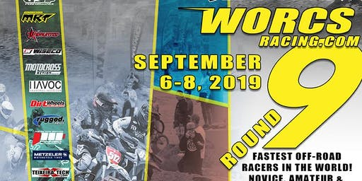 WORCS Round 9 Split Series – MC Only – Glen Helen Raceway