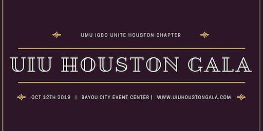 UIU Houston Gala Sat Oct 12th