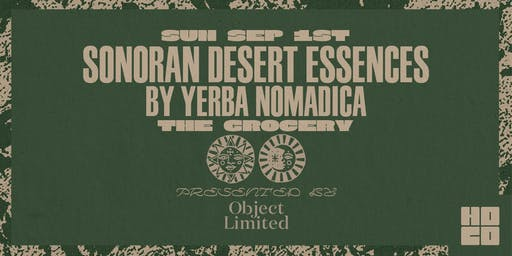 Sonoran Desert Essences by Yerba Nomadica