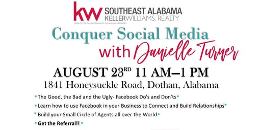 Conquer Social Media with Danielle Turner