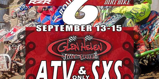 WORCS Round 6 Split Series – ATV SXS Only – Glen Helen Raceway