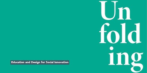 Presentación libro | Unfolding: Education and Design for Social Innovation