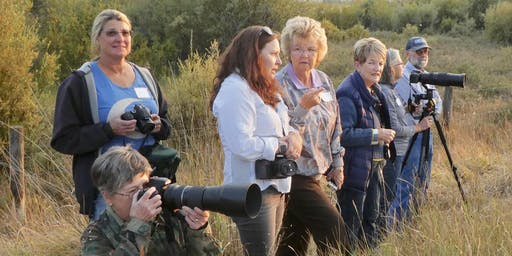 2019 Greater Yellowstone Crane Festival 2-day Photography Workshop