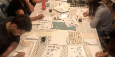 Kalligráfia workshop - Calligraphy workshop tickets