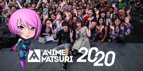 Anime Matsuri 2020 Exhibitor tickets