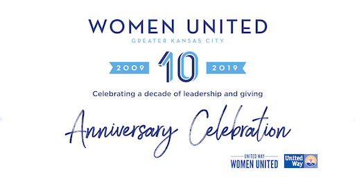 Women United 10th Anniversary Celebration