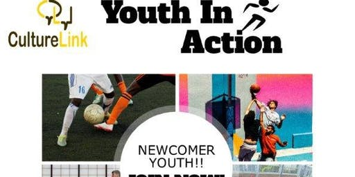 Youth In Action Drop in Wednesdays & Fridays